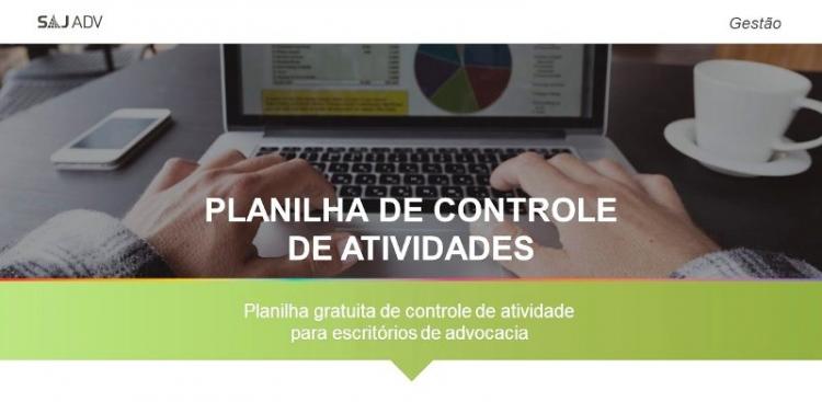 Controle de atividades em escritórios de advocacia