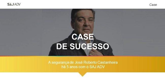 O software jurídico que caminha há 5 anos com José Roberto Castanheira