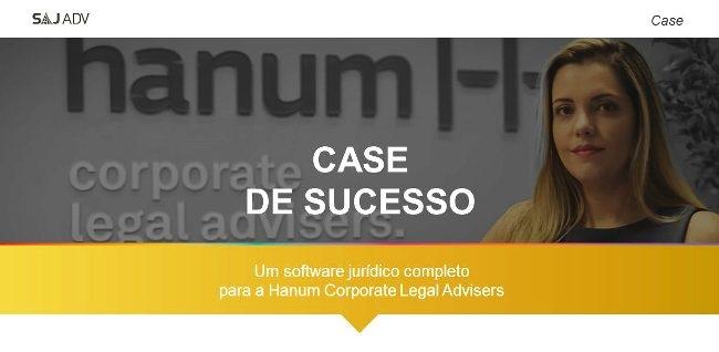 Um software jurídico completo para o escritório de Danielle Hanum