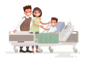 Para preservar tratamento de criança internada, ministro nega ampliação do período de visitas